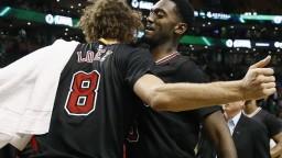 NBA: Boston prehral aj druhý zápas, Chicago v trháku
