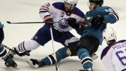 Sharks aj Rangers vyrovnali stav série, Columbus sa udržal v hre