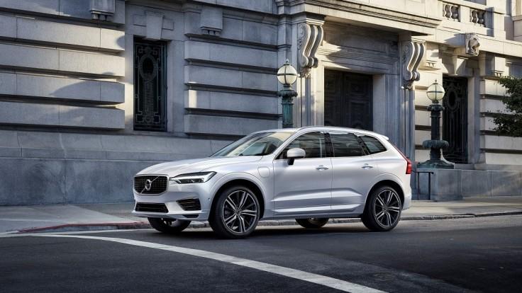 Volvo Cars v apríli oslavuje 90. výročie svojho vzniku výrobou prvého nového SUV XC60