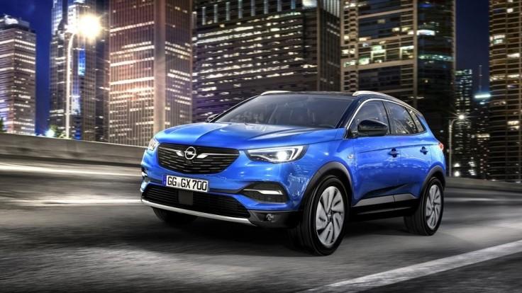 Opel Grandland X debutuje v septembri