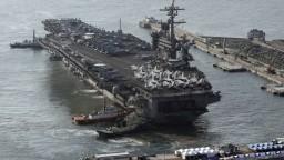 Americké vojnové lode nesmerovali ku Kórei, pokračovali do Pacifiku
