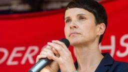 Nemeckých pravicových populistov do volieb nepovedie Petryová
