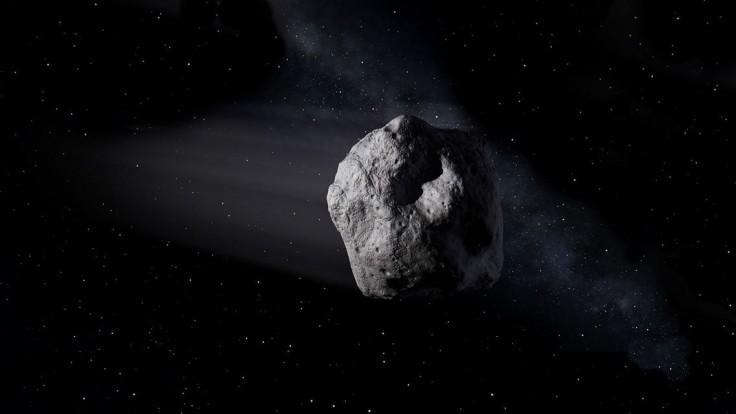 Okolo Zeme preletel Asteroid, bol veľký ako gibraltárska skala
