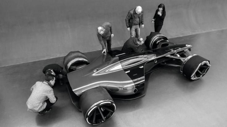 Renault ukázal monopost F1 pre rok 2027