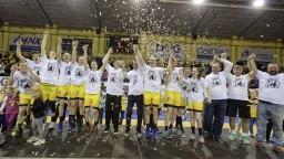 Good Angels vo finále aj tretíkrát zdolali Piešťanské Čajky, majú 14. titul