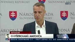 TB poslancov strany Smer-SD o údajnom znižovaní daní I. Matoviča