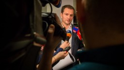 Z parlamentu neodídem, reaguje Matovič. Podáva trestné oznámenie