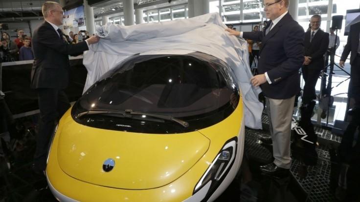Predstavili nový model lietajúceho auta, objednať si ho môžete aj vy