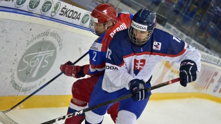 Rusi zdolali Slovákov v predĺžení a postúpili do semifinále