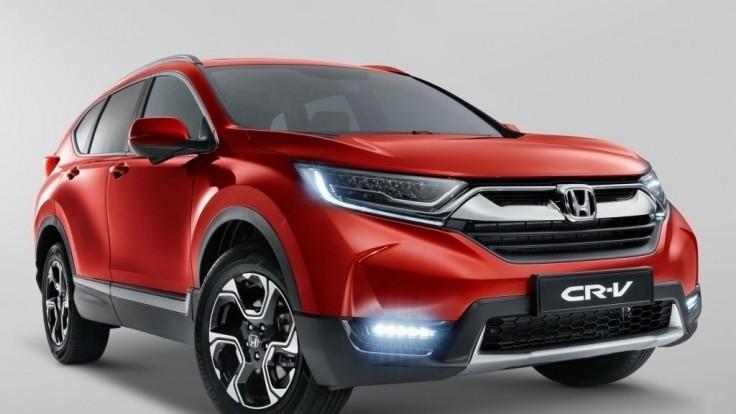 Nová Honda CR-V sa na Slovensku objaví koncom tohto roka