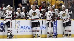 NHL: Chicago s tromi Slovákmi vypadlo z hry o Stanleyho pohár