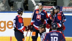 Slováci v prípravnom zápase Euro Hockey Challange zdolali Fínov