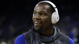 NBA: Durant si liečil lýtko, v Portlande by mal hrať