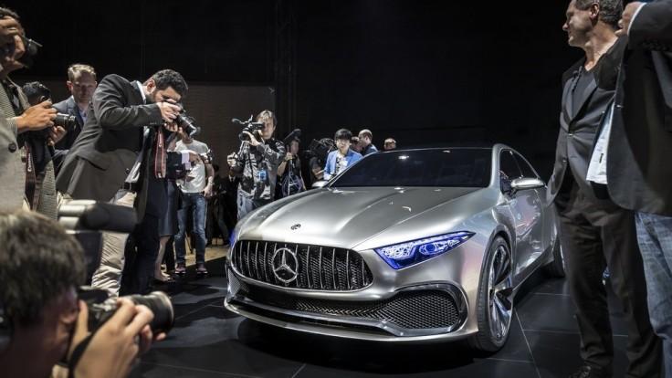 Mercedes predstavil nový sedan pre maďarský Kecskemét