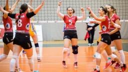 Volejbalistky Slávie EU obhájili titul, vo finále dominovali