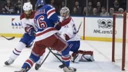NHL: Sekera asistoval, NY Rangers, St. Louis a Edmonton postúpili