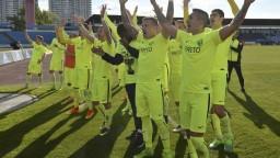 Žilina po výhre nad Slovanom oslavuje siedmy majstrovský titul