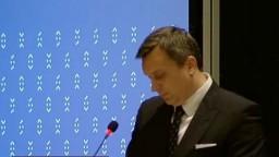 Príhovory A. Danka a R. Fica na summite predsedov parlamentov štátov EÚ
