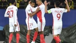 AS Monaco si poradilo s Lyonom, gólovo sa presadili Falcao aj Mbappe