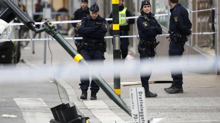 Po štokholmskom útoku kamiónom má polícia druhého podozrivého