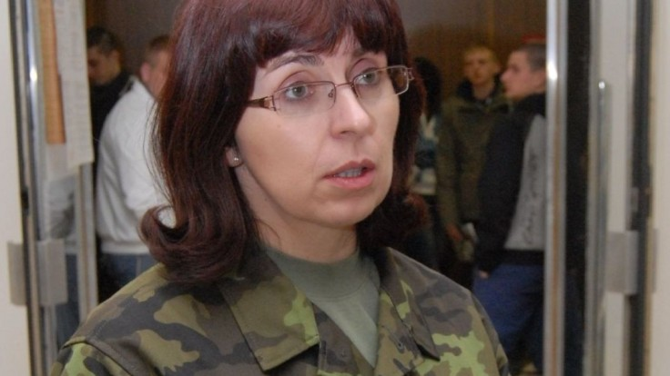 Armáda už nie je svetom mužov, Česi majú prvú generálku