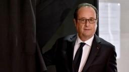 Francúzsky prezident sa postavil na stranu Le Penovej oponenta