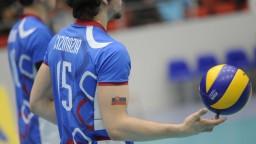 Slovenskí volejbalisti prehrali v Púchove aj tretí zápas, podľahli Čechom