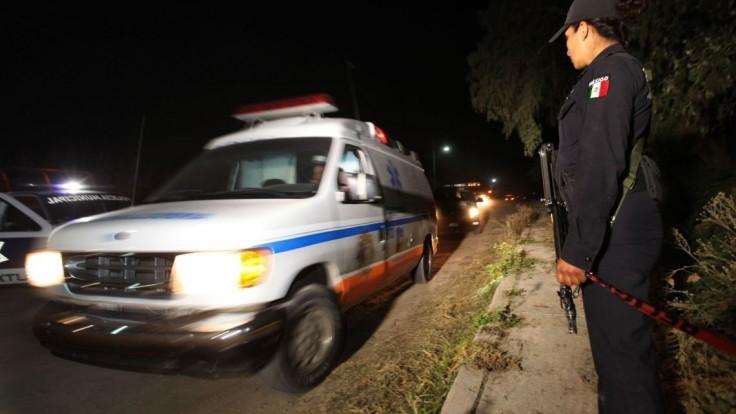 Mexická polícia pátra po vozidle s rádioaktívnym materiálom
