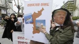 V Južnej Kórei napriek protestom miestnych inštalujú protiraketový systém