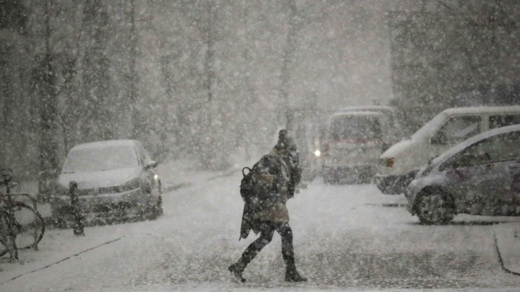 V Česku sa zima ešte nekončí, cestári sú v pohotovosti