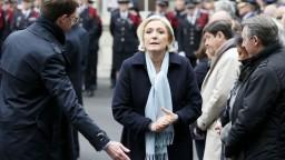 Môj súper je v rukách moslimskej organizácie, tvrdí Le Penová