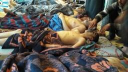 V Sýrii použili nervový plyn počas chemického útoku, potvrdila to analýza
