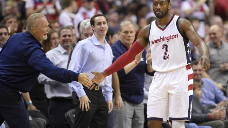 NBA: Washington a Boston vedú v sériách prvého kola 3:2