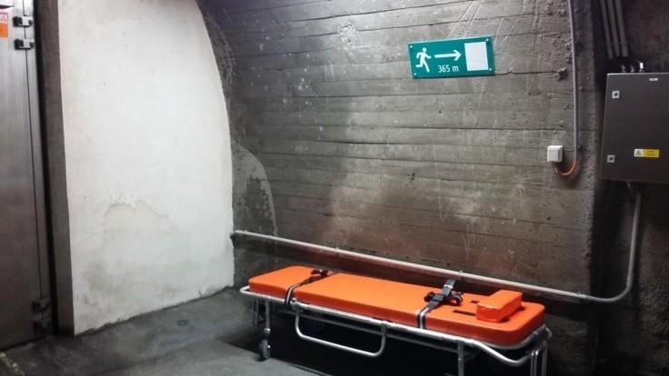 Špeciálne zariadenia v slovenských tuneloch majú pomôcť pri nehodách