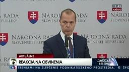 TB D. Guspana o obvinení zo strany poslanca I. Matoviča