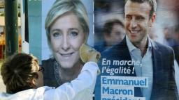 V druhom kole volieb bojujú Macron a Le Penová s novými heslami