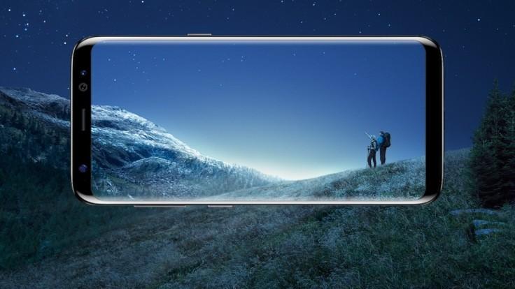 Samsung Galaxy S8: smartfón s výnimočným displejom