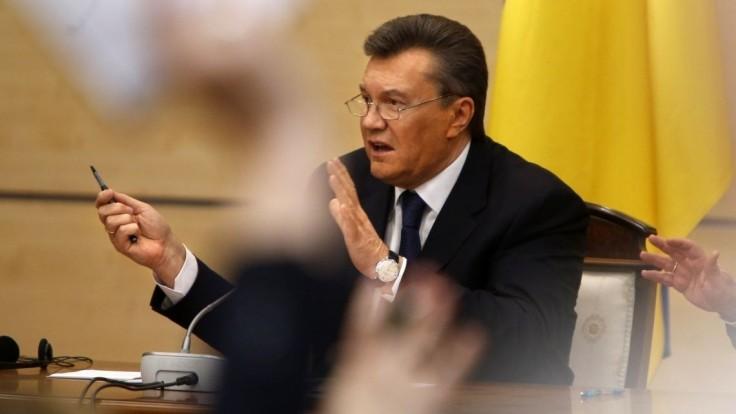 Ukrajina získala vyše miliardu z vrecka exprezidenta Janukovyča