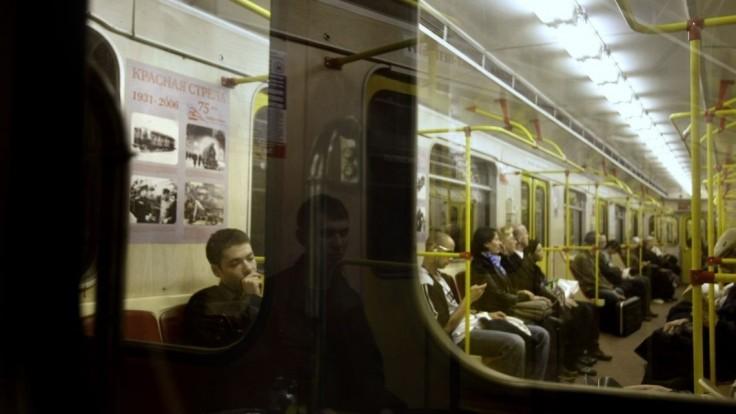 V moskovskom metre zavládol chaos, vyhlásili letecký poplach