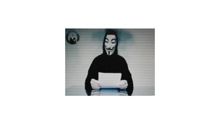 Hackeri z Anonymous chcú v sobotu vypnúť celý internet
