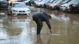 V Prešove zasadal krízový štáb, dôvodom bol boj s povodňami