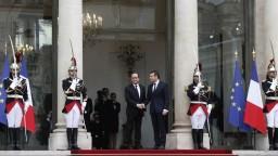 Inaugurácia francúzskeho prezidenta Emmanuela Macrona