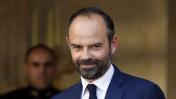 Macron vybral nového premiéra, je ním Édouard Philippe