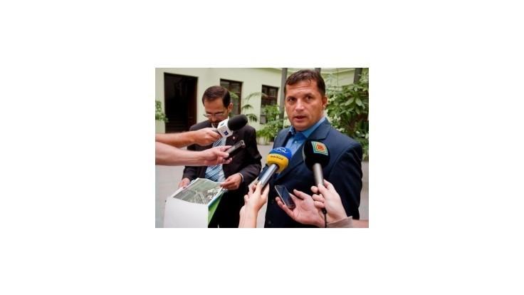 Podnikateľ z Bratislavy sfalšoval podpis ministra životného prostredia