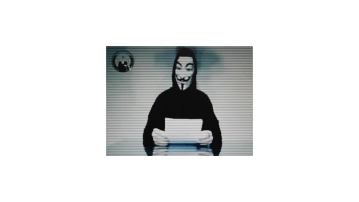Odstavenie internetu je falošnou správou, vyhlásili Anonymous