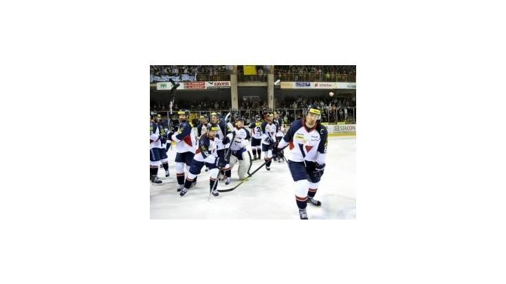 Do finále postupuje HC Slovan Bratislava