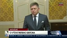 TB R. Fica o výbere nového predsedu Úradu pre verejné obstarávanie