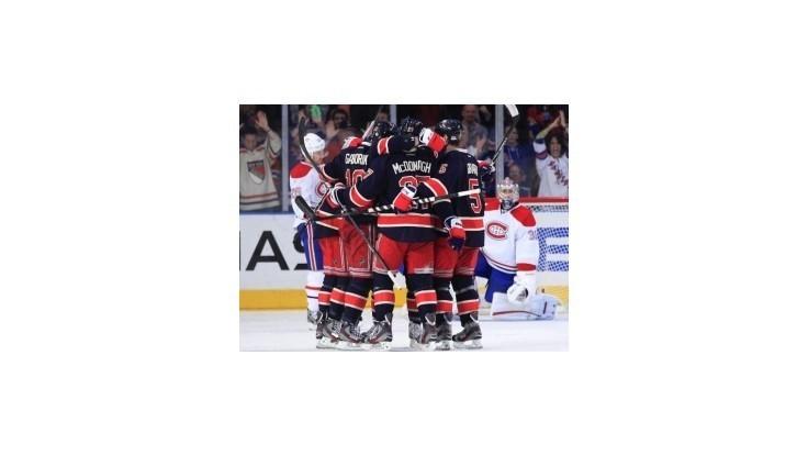 V zámorskej NHL 50. víťazstvo New York Rangers