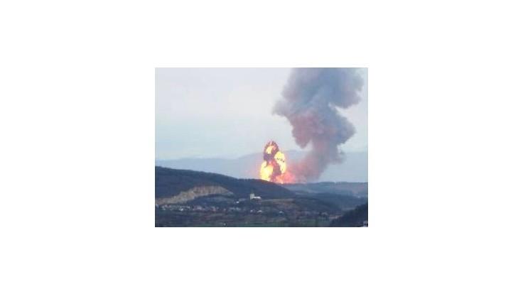 Obrovský výbuch otriasol chemičkou neďaleko Dortmundu