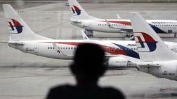 Let malajzijského lietadla narušil pasažier, chcel vniknúť do kokpitu